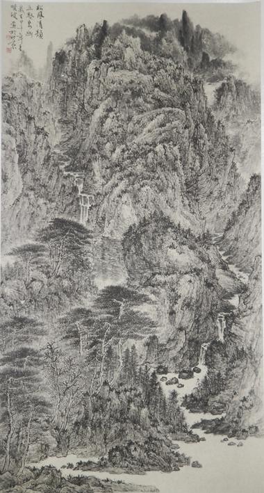 滁州市迎七一美术书法摄影网络展